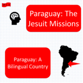 The Jesuit missions / A bilingual country; 2 content-based