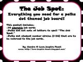 The Job Spot (Classroom Jobs)