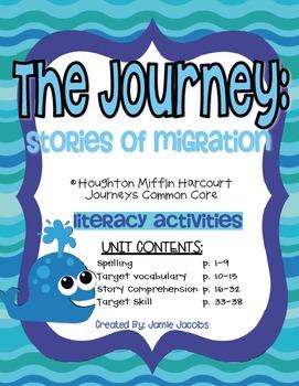 The Journey: Stories of Migration (Journeys Supplemental M