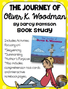 The Journey of Oliver K. Woodman Book Study: Organizers an