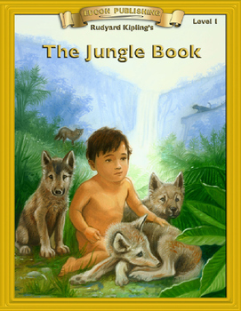 The Jungle Book RL 1-2 Adapted and Abridged Novel