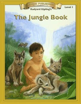 The Jungle Book RL 1-2 ePub with Audio Narration