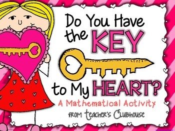 The Key to My Heart {Addition Inputs & Outputs}
