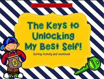 The Key to Unlocking my Best Self