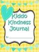 The Kiddo Kindness Journal
