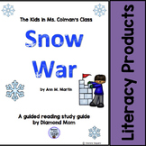 The Kids In Ms. Colman's Class - Snow War