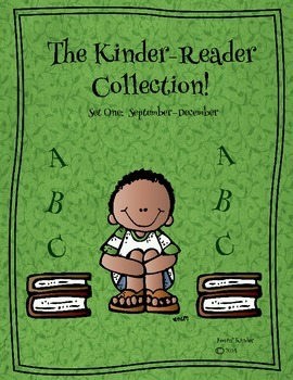 The Emergent Reader Collection! Kindergarten Set One: Sept