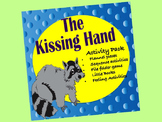 The Kissing Hand  Activity Pack: sequence, LA, Math, flann