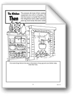 The Kitchen Then and Now