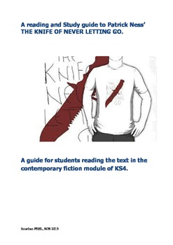The Knife of Never Letting Go: A study guide