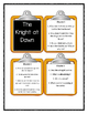 Magic Tree House THE KNIGHT AT DAWN - Discussion Cards
