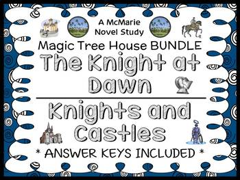 The Knight at Dawn | Knights and Castles : Magic Tree Hous
