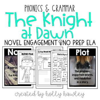 The Knight at Dawn NO PREP (ELA)