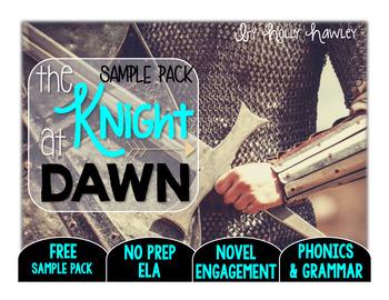 The Knight at Dawn NO PREP (ELA) SAMPLE