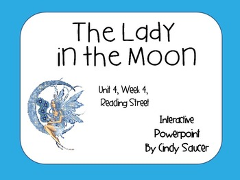 The Lady in the Moon, Interactive Powerpoint