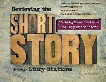 The Lady or the Tiger Story Review