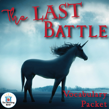 The Last Battle Vocabulary