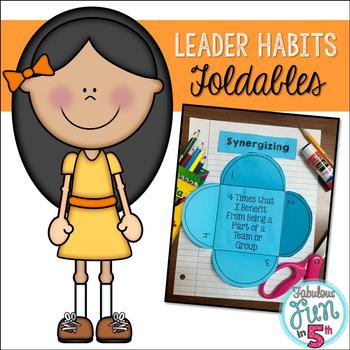 Leader Habits: Foldables