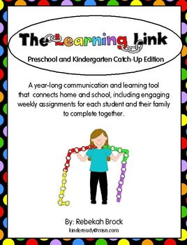 The Learning Link:  A Year-Long Tool to Connect School and