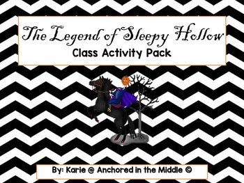 The Legend of Sleepy Hollow - Complete Lesson Plan