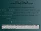 The Legend of Sleepy Hollow- Novel Study Smart Notebook Pr