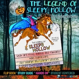 THE LEGEND OF SLEEPY HOLLOW READING, WRITING, FLIP BOOK RE