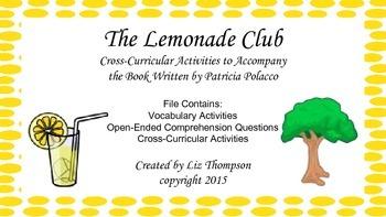 The Lemonade Club Mini Unit