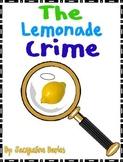 The Lemonade Crime by Davies Reading Response Literature C