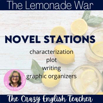 The Lemonade War Novel Stations