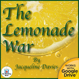 The Lemonade War Novel Study CD