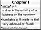The Lemonade War Vocabulary Presentation