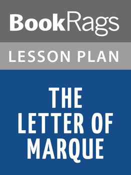 The Letter of Marque Lesson Plans