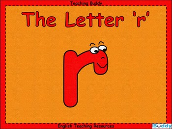 The Letter 'r'