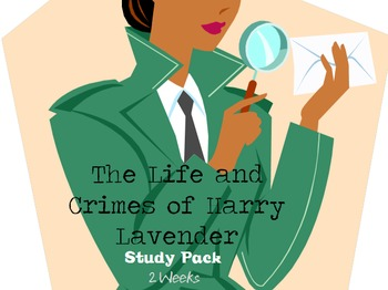 'The Life and Crimes of Harry Lavender' Marele Day
