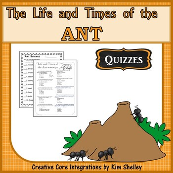 The Life and Times of The Ant Journeys 14 NONFICTION and A