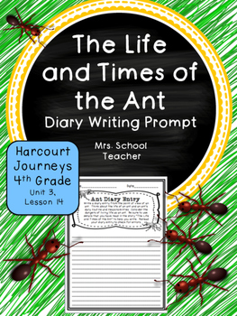 The Life and Times of the Ant