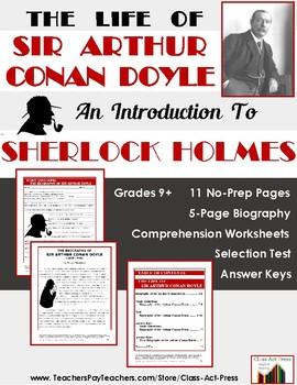The Life of Sir Arthur Conan Doyle, Creator of Sherlock Ho