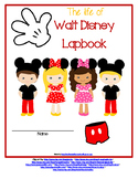 The Life of Walt Disney Lapbook