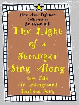 The Light of a Stranger Sing Along mp4 File (an Undergroun