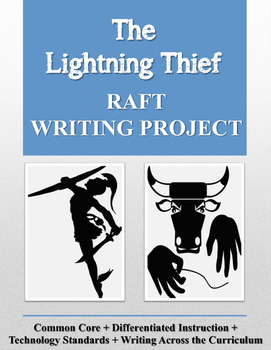 The Lightning Thief RAFT Writing Project