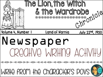 The Lion, The Witch and the Wardrobe by C.S. Lewis-2 Creat