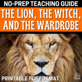 The Lion, the Witch, and the Wardrobe - Common Core Aligne