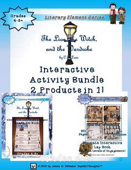 The Lion, the Witch, and the Wardrobe Narnia Interactive A
