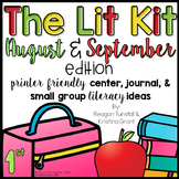 The Lit Kit August and September