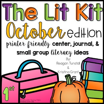 The Lit Kit October