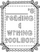 The Literacy Toolbox *Freebie!*