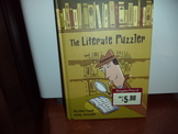The Literate Puzzler   ISBN-13-978-0-7607-8917-9