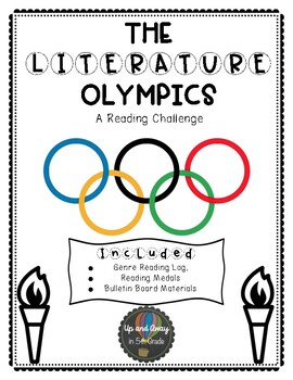 The Literature Olympics Bundle