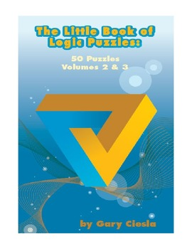 The Little Book of Logic Puzzles, Volumes 2 & 3