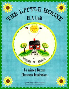 The Little House ELA Unit